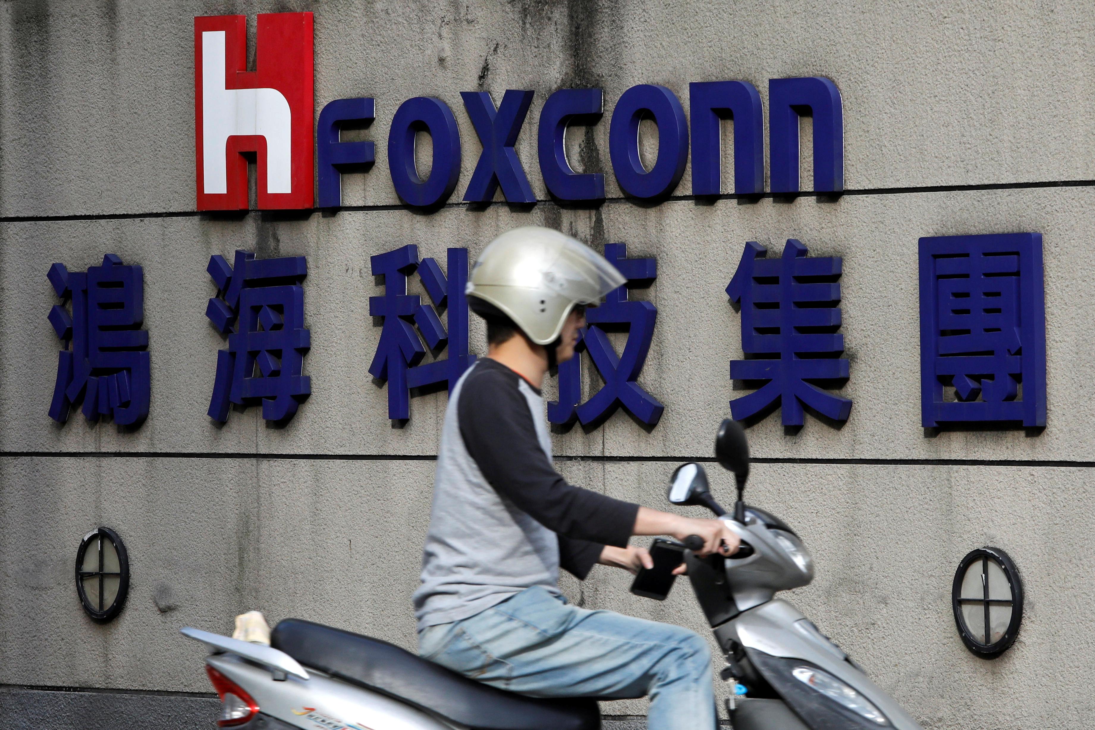 Foxconn Eyes Sale of $8.8 Billion China Plant Amid Trade War Woes