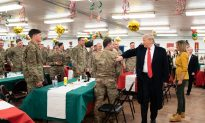 After False Reports on Trump's Troop Visit, Media Pivot to Negative Coverage