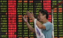 China Has the World's Worst Stock Market With $2.4 Trillion Loss