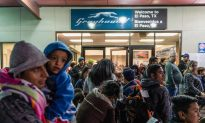Thousands of Family Units Released as Border Patrol Hits Capacity