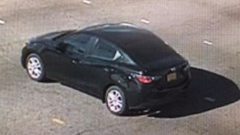 toyora car is suspected vehicle