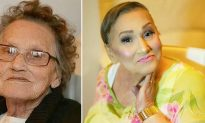 80-Year-Old Grandma Gets Glamorously Transformed With 'A Little Touch Up' From Granddaughter