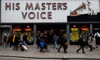 Britain's HMV Faces the Music as Retailer Calls in Administrators