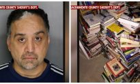 Man Arrested After Thousands of Stolen Library Books and DVDs Found in His Home