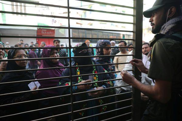 UN calls for 'credible' election in Bangladesh
