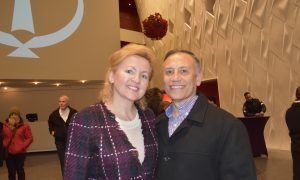 Non-Profit VP Says Shen Yun Takes Him Back to His Culture and Roots