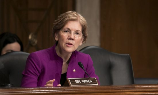 Sen. Elizabeth Warren Says She's Exploring 2020 Run for President