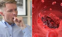 Coughing But Don't Have a Cold? These 8 Blood Clot Symptoms Might Save Your Life