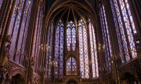 The Spectacular Stained Glass of Sainte-Chapelle