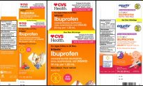 Infant Ibuprofen Recall Expanded to Walmart, CVS, and Family Dollar