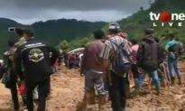 Indonesia Landslides Kill at Least 5, Leave Dozens Missing