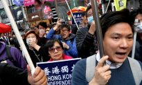 Hundreds Protest Hong Kong Student's Expulsion From University in Row Over Free Speech