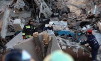 Baby Found Alive After 35 Hours Under Rubble in Cold Russia Winter