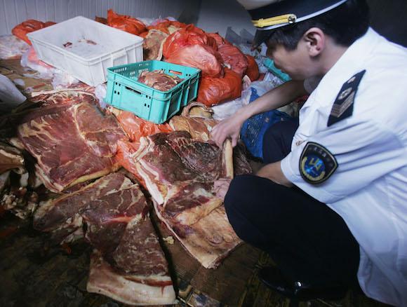 inspect bacon