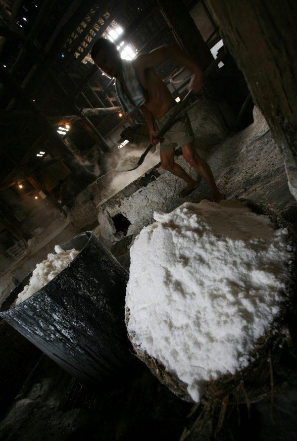 worker salt china