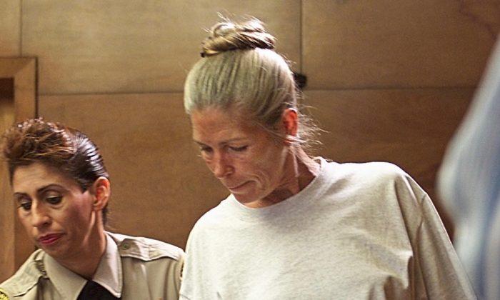 Leslie Van Houlten in court