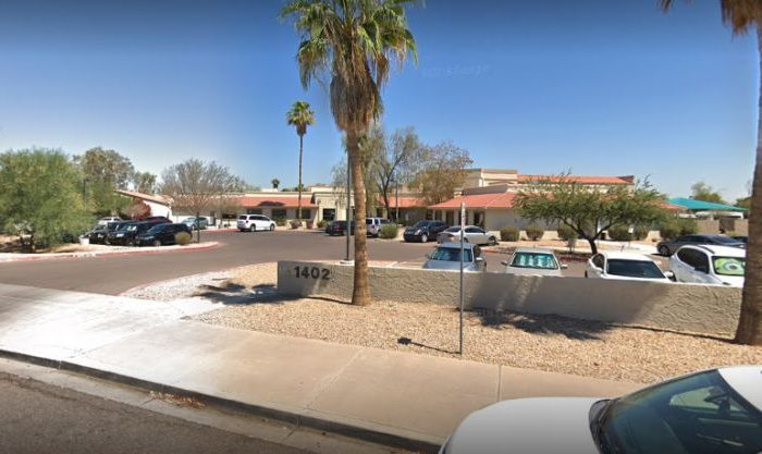 A Hacienda HealthCare facility in Phoenix (Google Street View)
