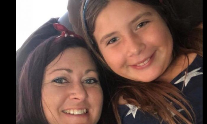 Jojo Gardner, 33, and her daughter Payton Castillo, 9, were killed driving home from a New Year's Eve party after a suspected drunk driver triggered a four-car crash in California early on Jan. 1, 2019. (Funeral And Memorial for Jojo and Payton Castillo/GoFundMe)