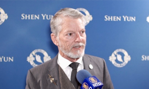 Statesman Paul Taylor: Shen Yun Is 'Very Important'