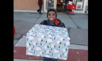 Indiana Mother Searching for Good Samaritan Who Helped Son Buy Christmas Present