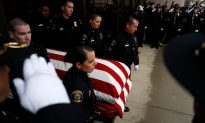 Hundreds Attend Funeral of 'American Hero' Gunned Down After Stopping Illegal Immigrant