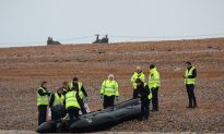 UK and France Step Up Measures to Deter Migrants Illegally Crossing Channel