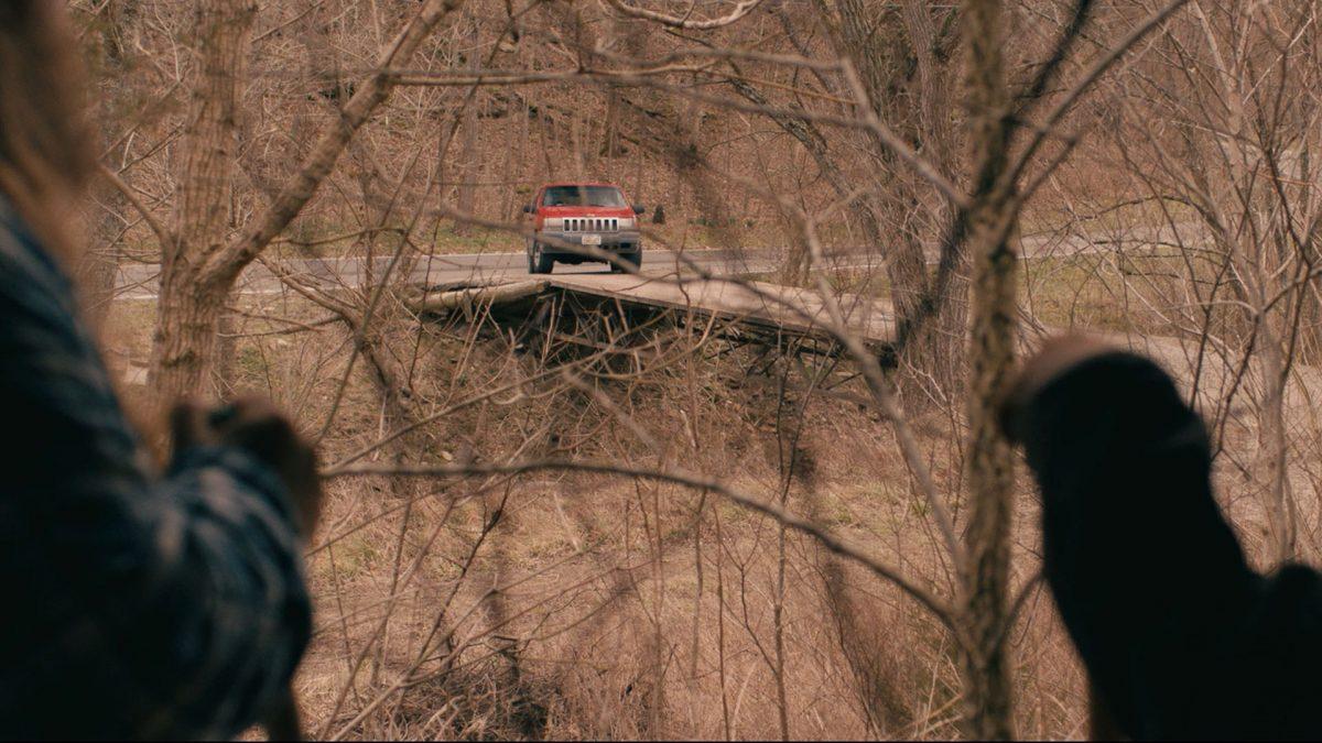 Rust Creek meth dealer see red SUV