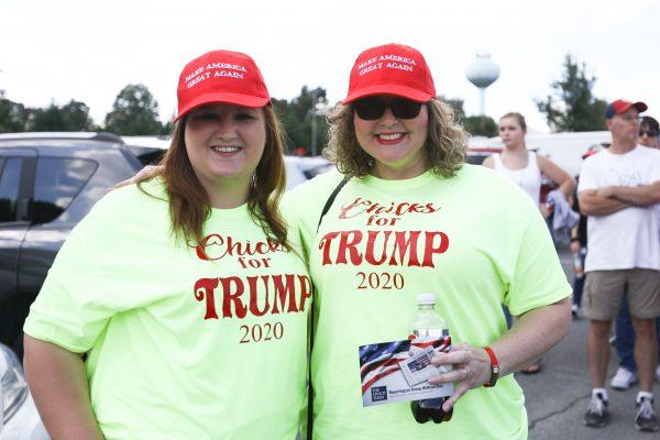 Trump supporters on government shutdown