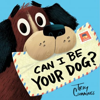 can i be your dog cover