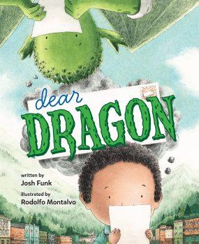 Dear Dragon cover