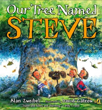 Our Tree Names Steve cover