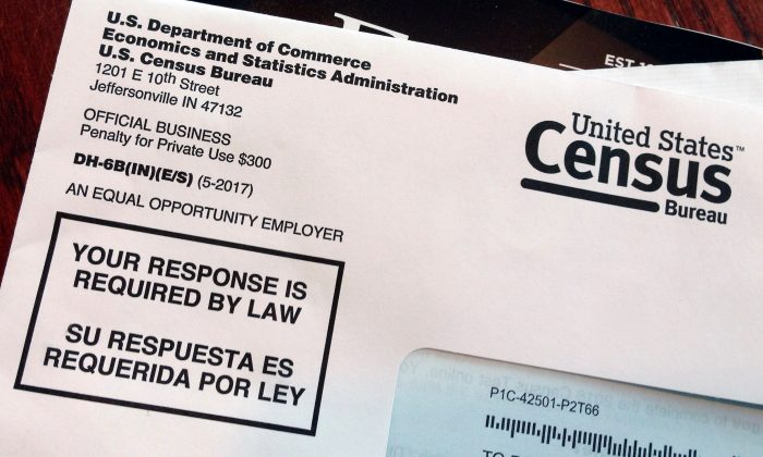 Multiple states around the country sued the Trump administration for its decision to add a citizenship question to the 2020 U.S. Census. (Michelle R. Smith/AP Photo)