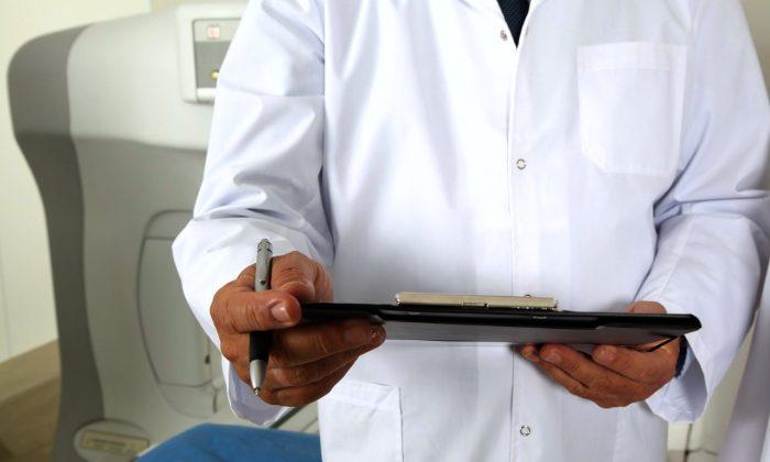 Stock photo of a doctor. (Valelopardo/Pixabay)