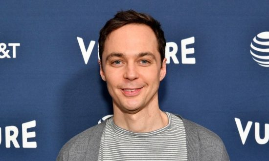 Actor Jim Parsons attends the Vulture Festival at Milk Studios  in New York City on May 20, 2018. (Dia Dipasupil/Getty Images for Vulture Festival)