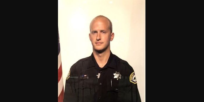 Provo police officer Joseph Shinners, 29, was shot on Jan. 5, 2019, and later died from his injuries. (Provo Police Department)