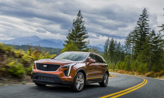 Cadillac 2019 Xt4 Offers Big Luxury In A Small Package