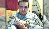 Depressed US Soldier Saved From Suicide by Cat That He Rescued in Afghanistan