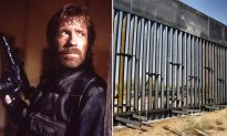 Chuck Norris Puts Forth 'Incredible' Solution To Fund Southern Border Wall