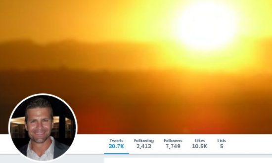 A meteorologist at a news station in Rochester, New York, was fired this week after viewers and the city's mayor called for his ouster. (Jeremy Kappel / Twitter)