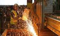 Steelworker Union President Says Trump's Tariffs 'Shot in the Arm' That Industry Needed