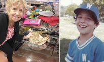 Mom Finds Son's Childhood Baseball Glove in Thrift Shop 40 Years After It Goes Missing