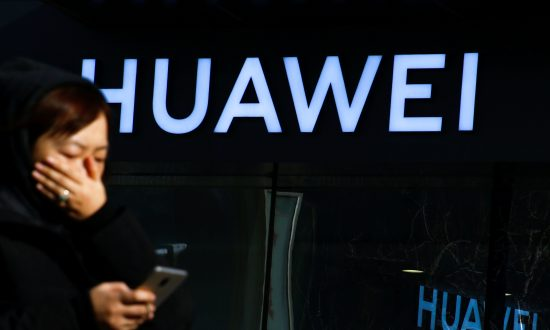 Huawei silicon valley R&D center couldn't get a export license to export technologies to China. (Thomas Peter/Reuters)