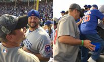 Strangers Help Elderly Couple At Baseball Game. Then Aged Lady Says '7 Heartbreaking Words'