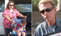 Mom Struggles To Lift Disabled Son Into Car Till Restaurant Owner Gives Her an Amazing Gift