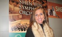 Professor Moved by Shen Yun's Spiritual Beauty