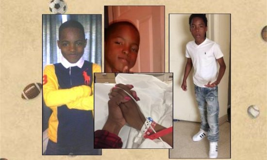 Kemon Battle, 12, in a series of file photos, was shot dead in Portsmouth, Virginia on Dec. 21, 2018. (Memorial Service Funding for Kemon Battle/GoFundMe)