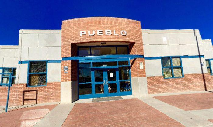 Pueblo High School in an undated file photo. (Google Maps)