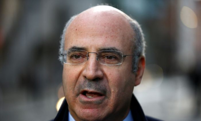 Businessman Bill Browder speaks after the coroner ruled that Russian businessman Alexander Perepilichnyy probably died of natural causes outside his home in 2012, after the inquest concluded at the Old Bailey, in London, Britain, December 19, 2018. (Reuters/Henry Nicholls)