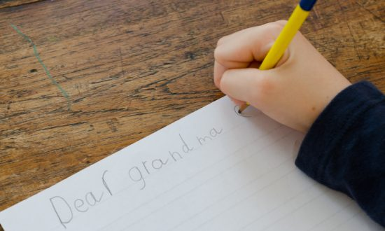 encouraging the tradition of letter writing with childrens books