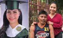 Woman Who Graduates With Honors Credits Her Success to Her Humble Family Background